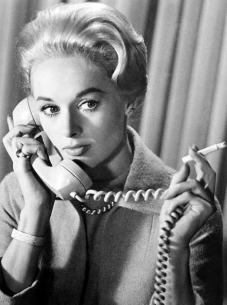 Tippi Hedren: Hitchcock's reluctant muse and star of the film, The Birds
