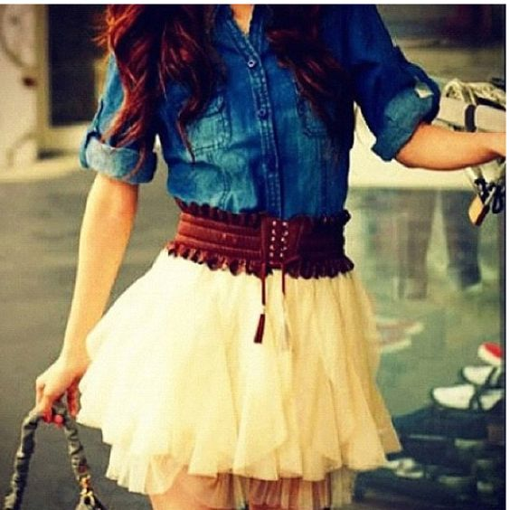 why can't I have cute outfits like this