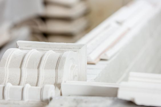 Fibrous plaster is a fabulous material for achieving ornate detailing