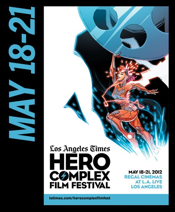 @Cherry Davis, thanks for heads-up on the ticket sales.  Although I like Rainn Wilson, Wall-E and RoboCop, I'm going to pass on @LATHeroComplex Film Fest this year.  #ComicCon #SDCC