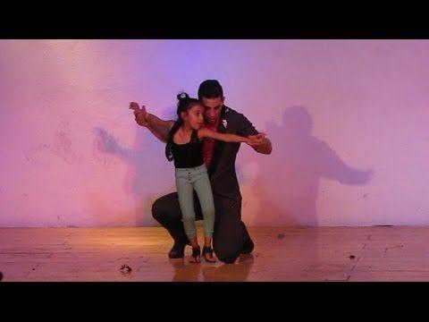 Comadreja Salsa Congress 2013 ~ Agostina Trejo & Daniel Sánchez (bachata) - YouTube