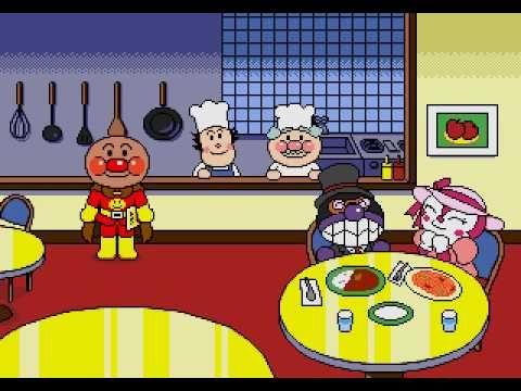 [PICO] それいけ! アンパンマン アンパンマンとことばあそび Japanese Kids TV Animation Music Song ...