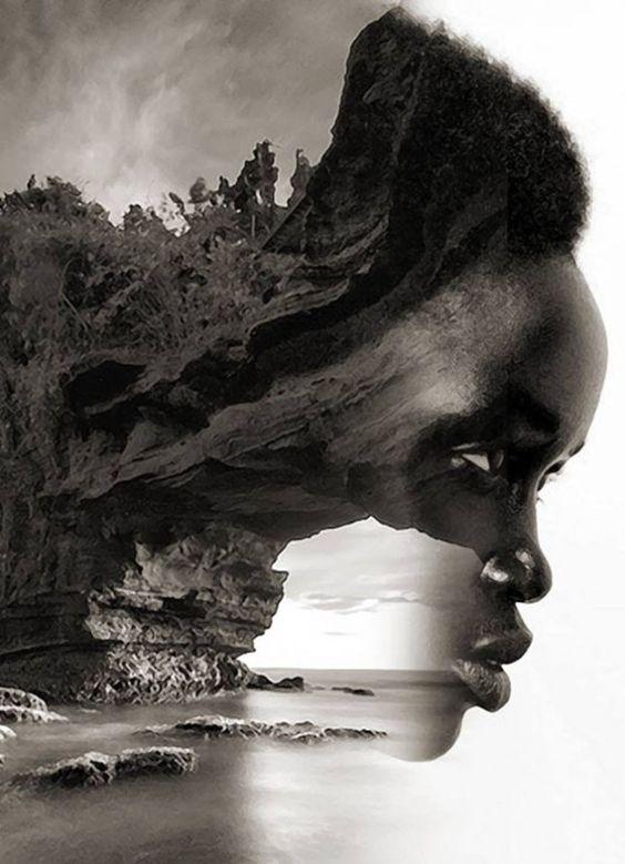 L'artiste et designer espagnol Antonio Mora dévoile toute sa créativité dans ses portraits photo montages ci-dessous. Il récupère à partir de magazines, de sites internet et de bases de données, des portraits et des paysages qu'il fait fusionner pour ne donner qu'une seule image. On retrouve alors l'association nature/Homme qu'il ...