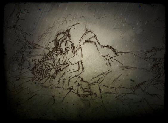 La Belle et la Bete by hobbit-O-giggles