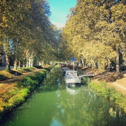 Canal de Brienne ....♡ ♡ Une petite promenade avant de rentrer à la maison / A small walk before going back home