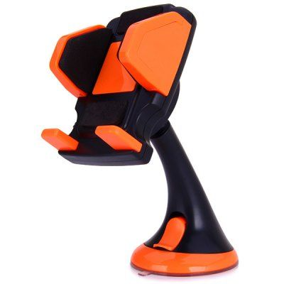 $7.26 (Buy here: http://appdeal.ru/axwv ) JHD 12HD58 Stretch Cool 360 Degree Rotating Car Holder Suction Mount Stand for just $7.26