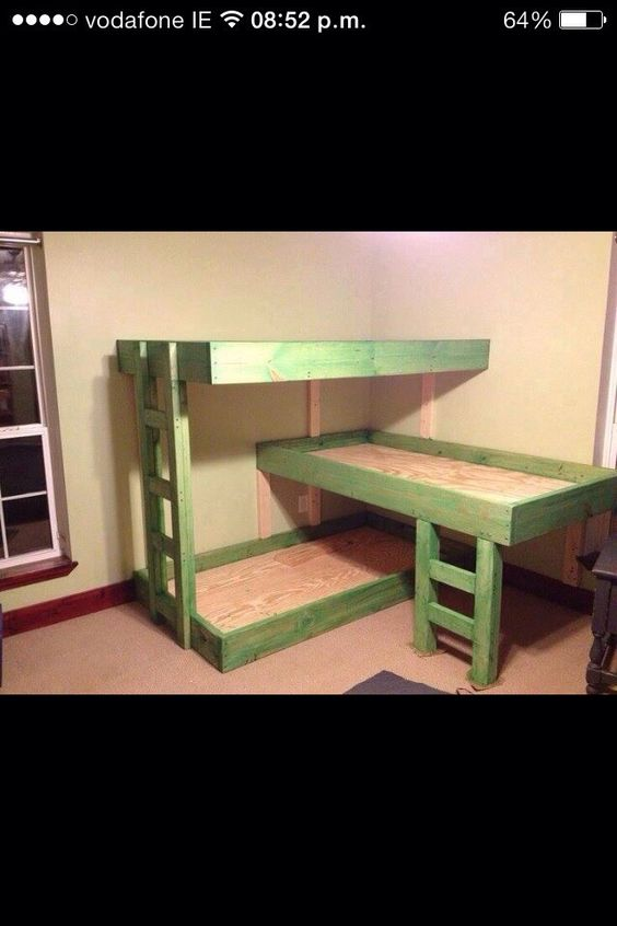 space saving bunk beds family trusper tip homey ideas