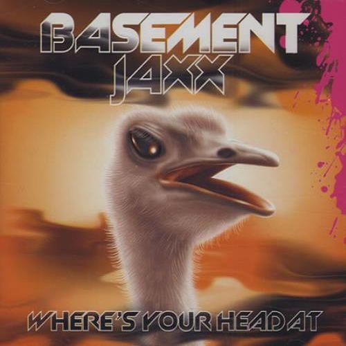 Basement Jaxx – Where's Your Head At (single cover art)