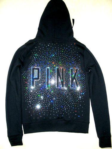Victoria secret pink hoodies cheap