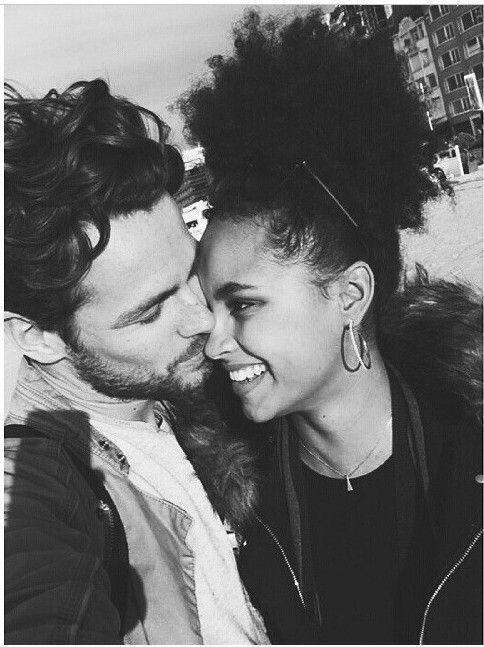 Beautiful interracial couple #love #wmbw #bwwm #swirl ...