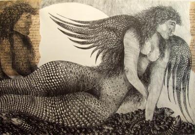 'LA SIRENA DE DOS COLAS': ALEJANDRO ALAGÓN