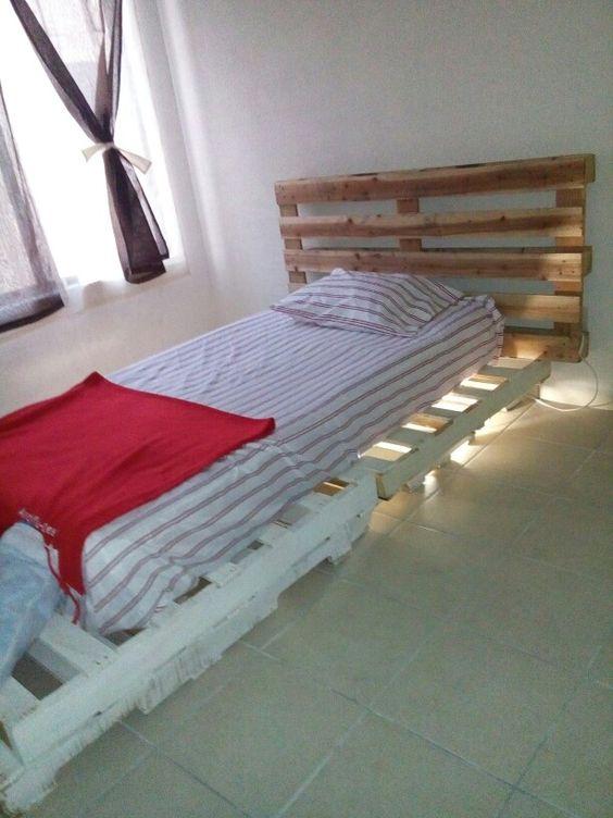 Tarima cama