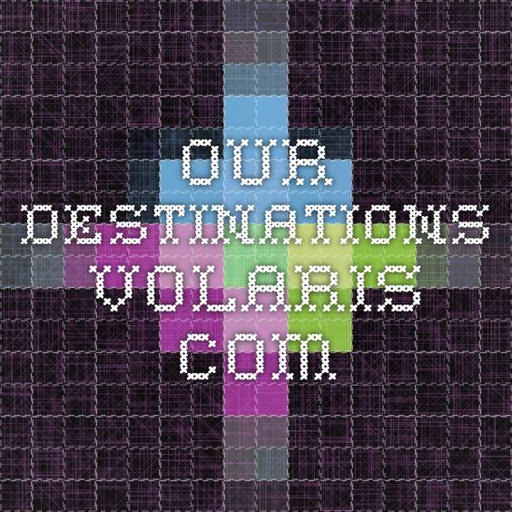 Our destinations - volaris.com