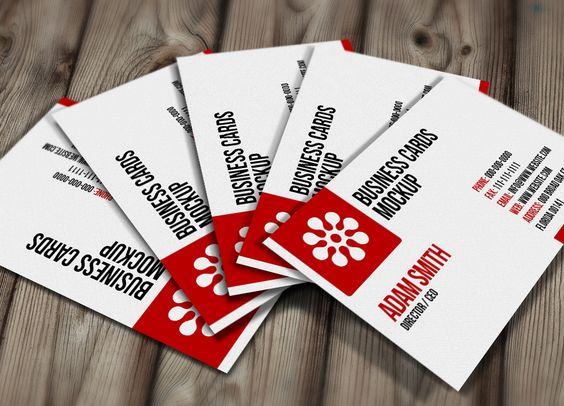 BusinessCard MockUp  Preview