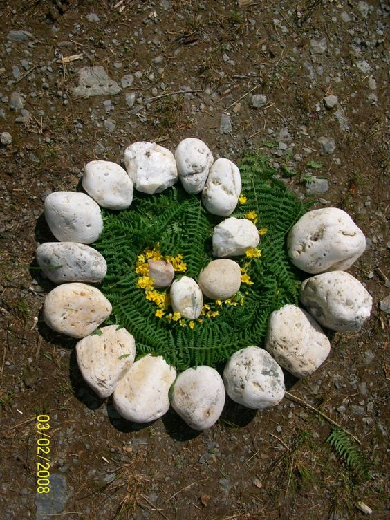 Outdoor art projects nature whispering activity 102 for Ideanature
