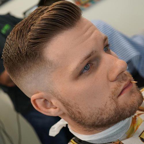 60 Stylish Comb Over Fade Haircuts , Modern Men\u0027s Choice