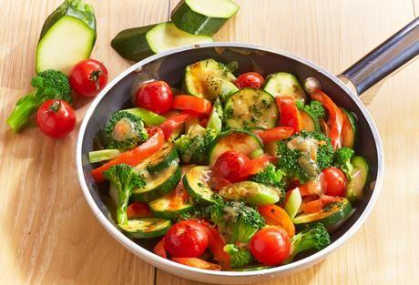 Einfach Lecker » Gemüsepfanne » Finden Sie leckere Rezeptideen für jeden Tag, die Ihnen das tägliche Kochen leichter machen. » Einfach Lecker