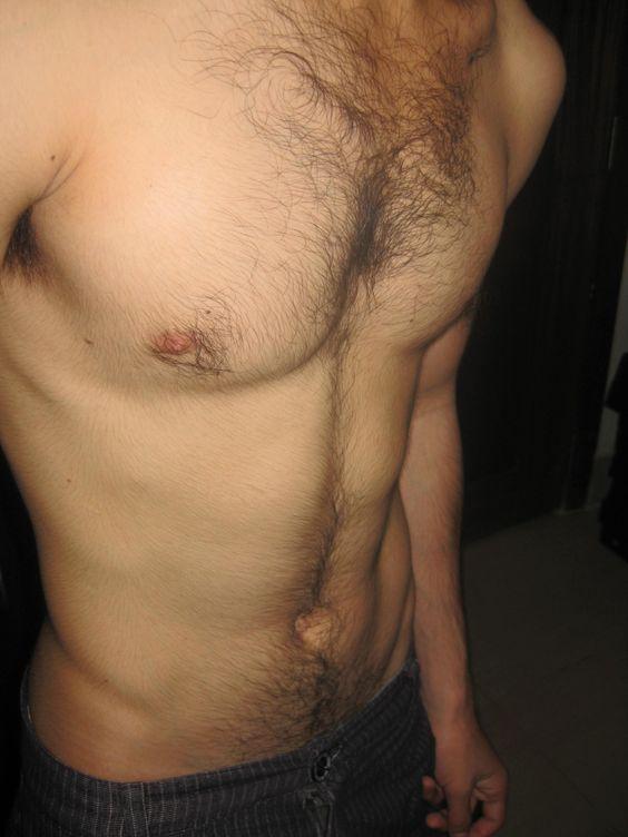 Unknown Hairy Chest