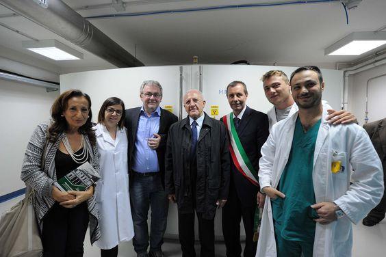 Campania, il Presidente De Luca in visita al crom di Mercogliano | Report Campania