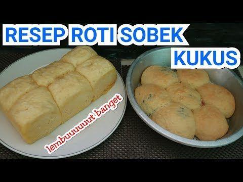 Resep Roti Sobek Kukus Super Lembut Youtube Ide Makanan Resep Roti Makanan