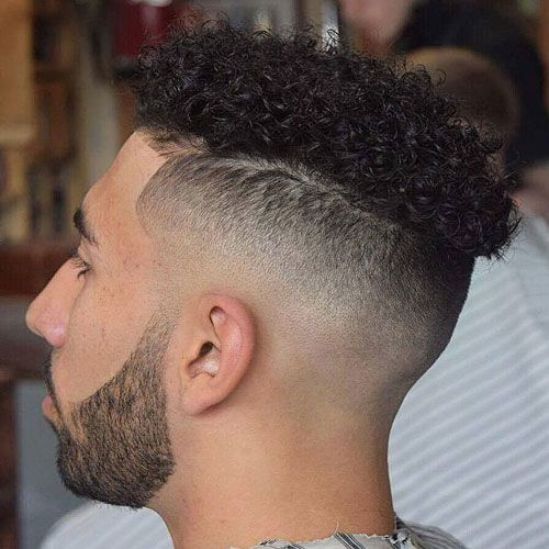 17 Best Back Of The Head Men S Haircuts 2021 Guide Curly Hair Styles Undercut Fade Short Straight Layered Hairstyles