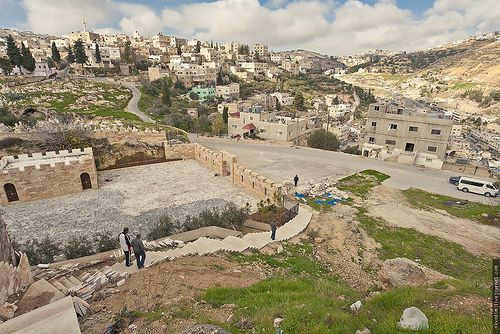 "Bethel means ""house of God"". In central Palestine....Abraham, Jacob, Samuel, Saul, David are all connected w/this city. It is the town where Jacob wrestled with the angels & erected a pillar of loyalty to God."