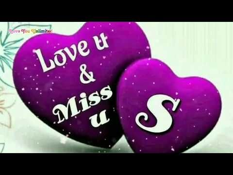 S Love Status S Letter Status S Love S My Love Love You Unlimited Youtube Baby Love Quotes S Letter Images Love Quotes For Girlfriend