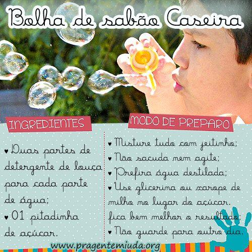 10 receitas fáceis para fazer com as crianças | Pra Gente Miúda: