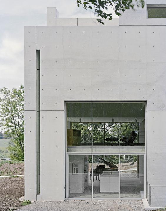 Architekturbüro Stocker, Brigida Gonzalez · Topoi Engelsbrand - House Hexahedron · Divisare
