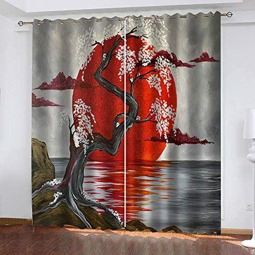 rjyhjl rideau occultant style japonais