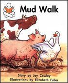 Farm Animals unit in PreK this spring... Going to use some of these ideas.  Love the idea of taking our own mud walk! (cookies and icing)