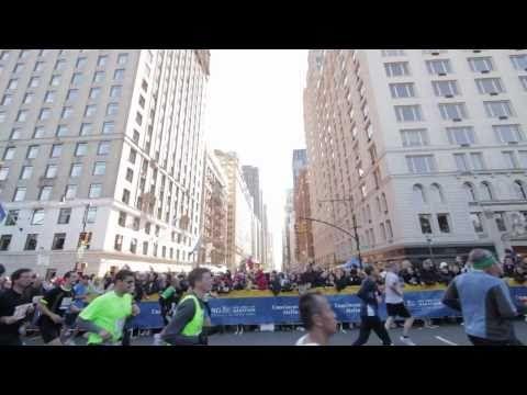 New York Marathon -- Nov 4