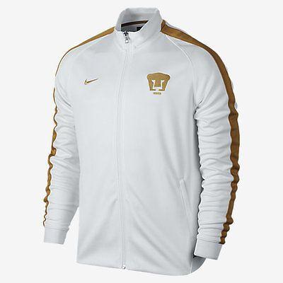 nike coat mens gold