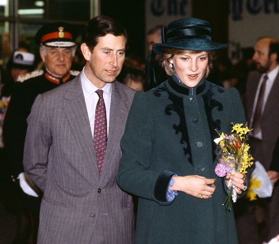 1982-03-30 Diana and Charles visit Leeds to open new buildings for St Gemma's Hospice