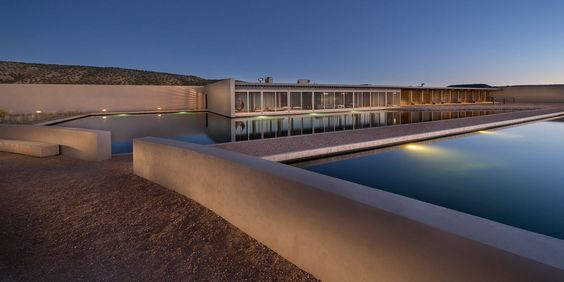 Tom Ford's Mind-Blowing Santa Fe Ranch Includes a Miniature Town and an Airstrip