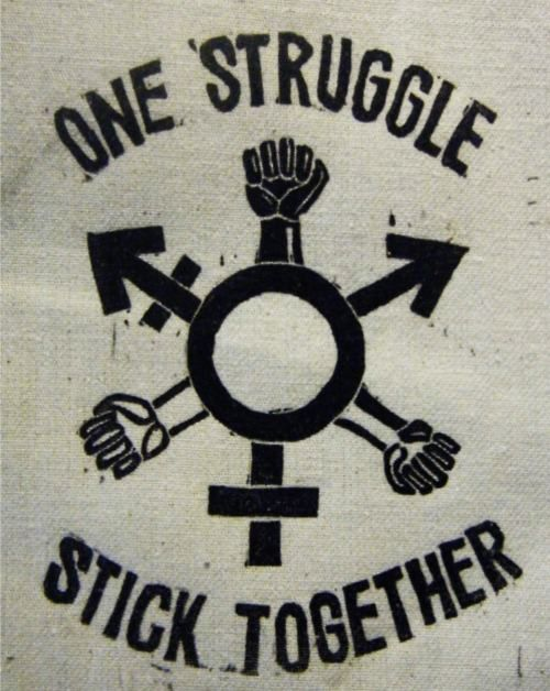Risultati immagini per feminist anarchist black live matters lgbt