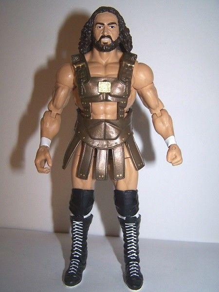 WWE Mattel Shinsuke Nakamura Elite Ultimate Edition Series #2 Figure