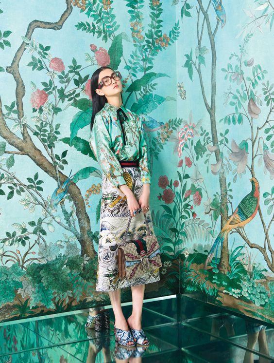 Gucci's Alessandro Michele: The New Romantic - Gucci-Wmag: