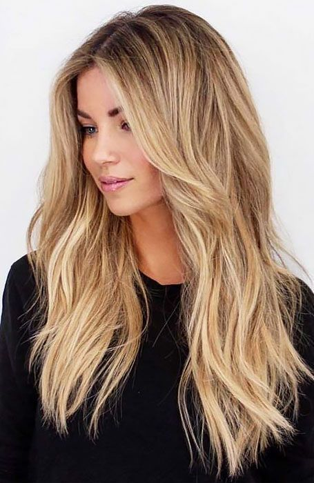 17 Trendy Long Hairstyles For Women In 2020 Long Layered Haircuts Layered Haircuts Hair Styles