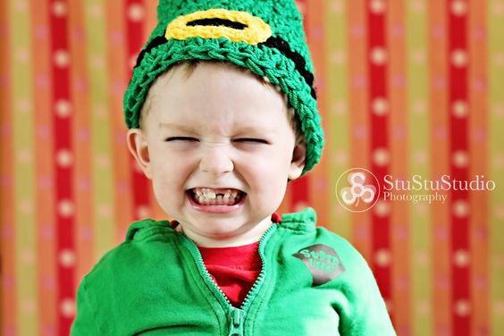 Happy St. Patrick's Day from Stu Stu Studio!!!