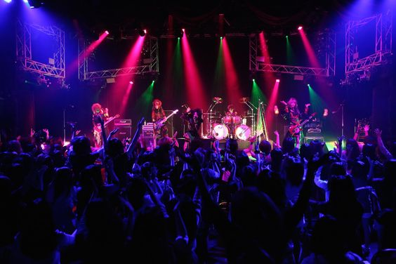 Synk;yet インナーチャイルド LIVE 2015.10.23新宿ReNY