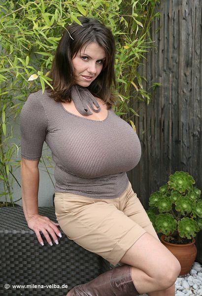 Milena Velba Huge Tits 113