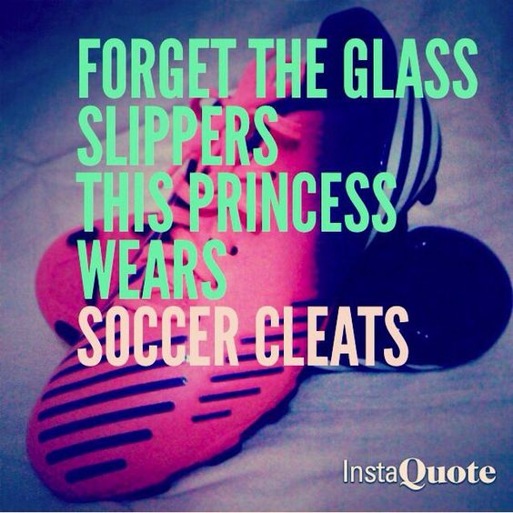 Cute Soccer Quotes .