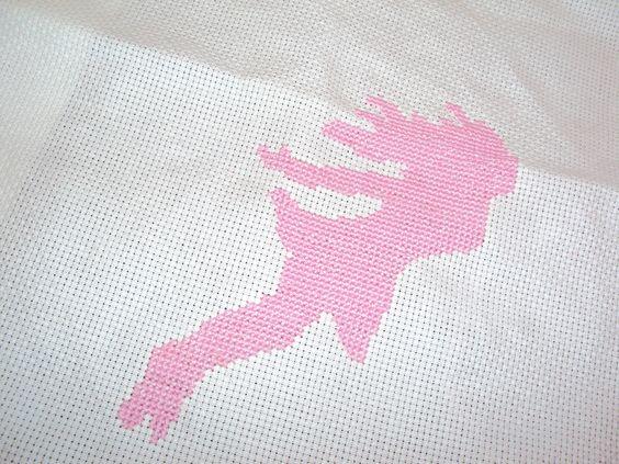 Fée rose