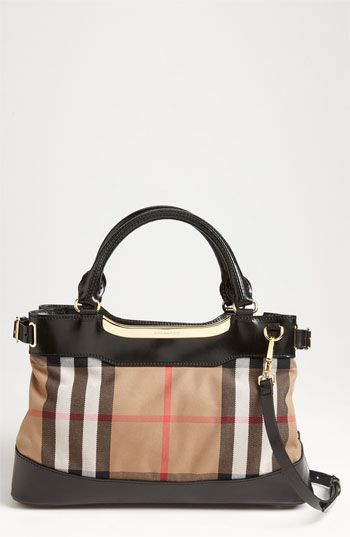 Burberry 'House Check' Tote available at #Nordstrom