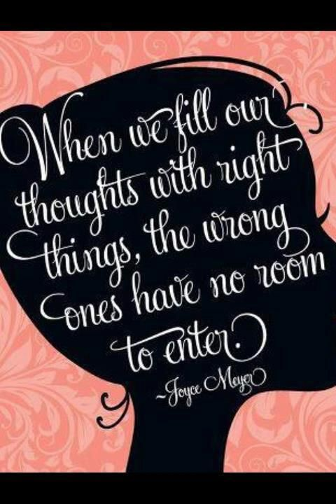Think nice thoughts now...