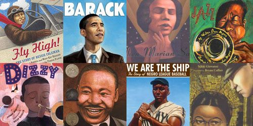 Books for Black History Month!