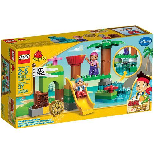 LEGO DUPLO Set, Never Land