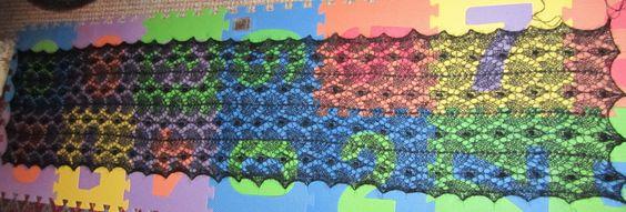 lace shawl Nancy Bush
