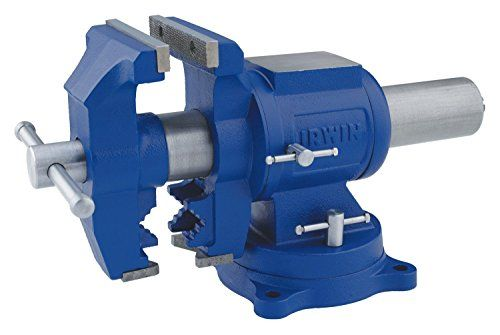 Irwin Tools Multi Purpose Bench Vise 5 Inch 4935505
